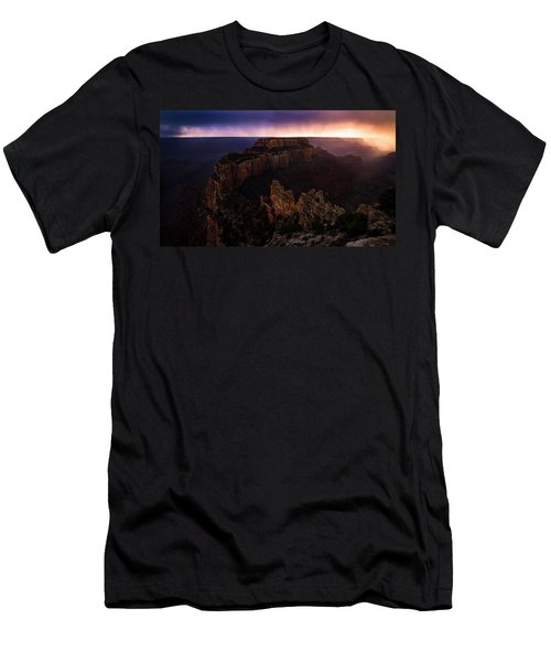Dramatic Throne Men's T-Shirt (Athletic Fit)