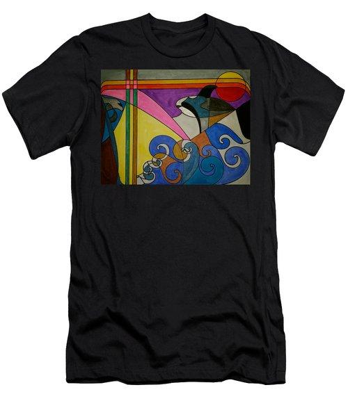 Dream 176 Men's T-Shirt (Athletic Fit)