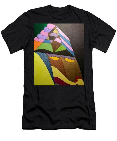 Dream 321 Men's T-Shirt (Athletic Fit)