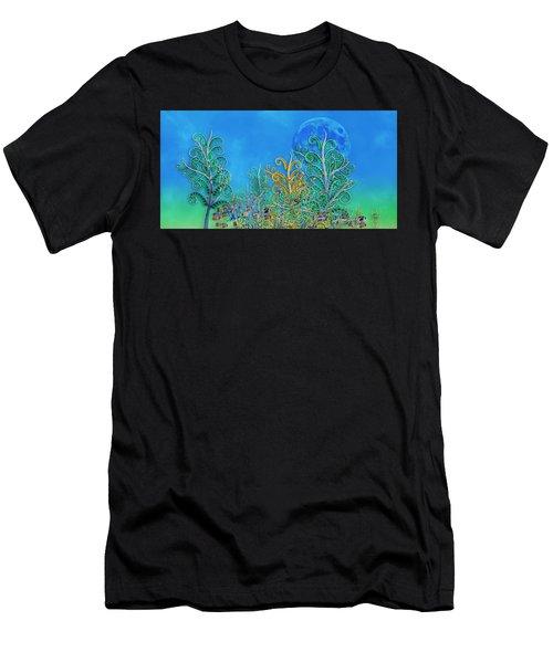 Dream A Little Dream Men's T-Shirt (Athletic Fit)