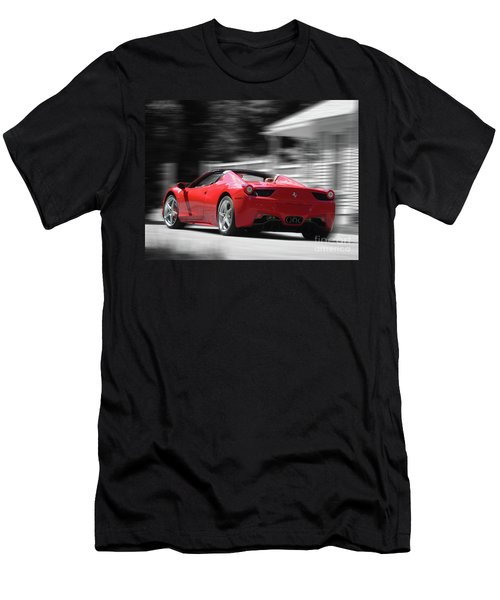 Dream Car Men's T-Shirt (Slim Fit) by Susan Lafleur