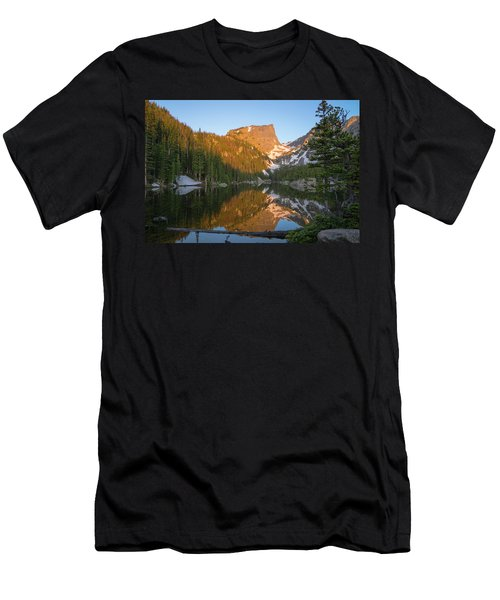 Dream Lake Men's T-Shirt (Athletic Fit)