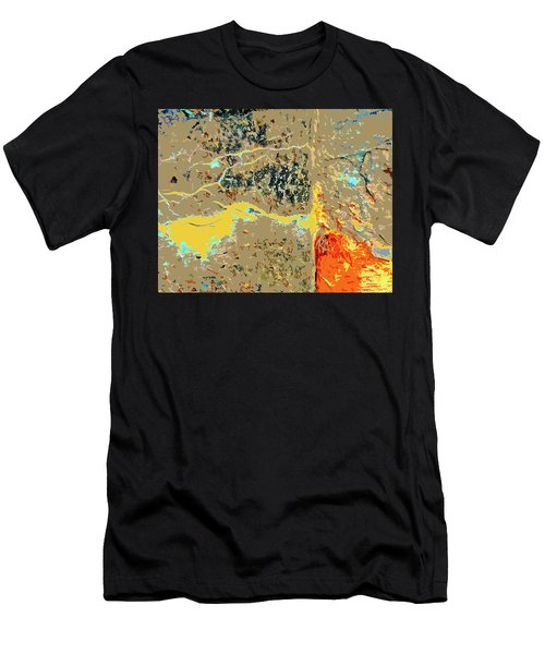 Dream Puzzle Men's T-Shirt (Athletic Fit)