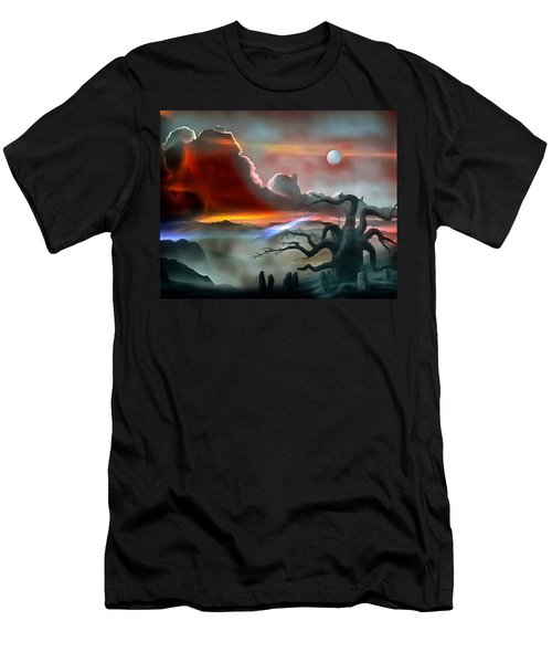 Dream Visions Men's T-Shirt (Athletic Fit)