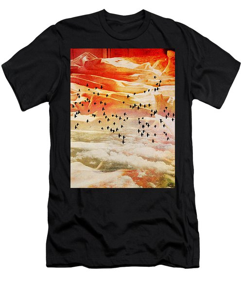 Dreaming Between The Sheets Men's T-Shirt (Athletic Fit)
