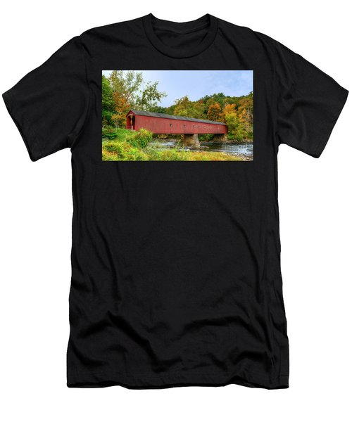 Dreaming Of New England Men's T-Shirt (Athletic Fit)