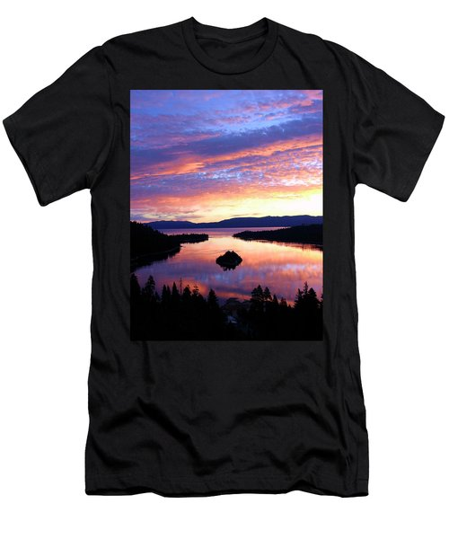 Men's T-Shirt (Athletic Fit) featuring the photograph Dreaming Of Sunrise by Sean Sarsfield