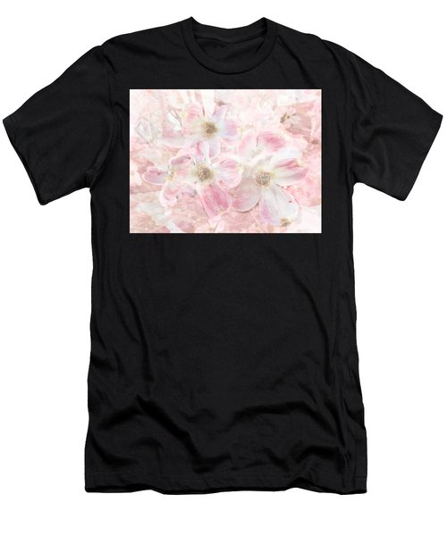 Dreaming Pink Men's T-Shirt (Athletic Fit)