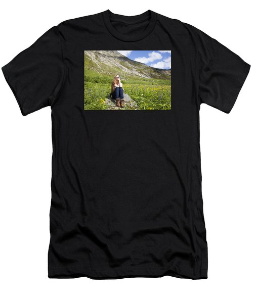 Dreaming The Dream Men's T-Shirt (Athletic Fit)