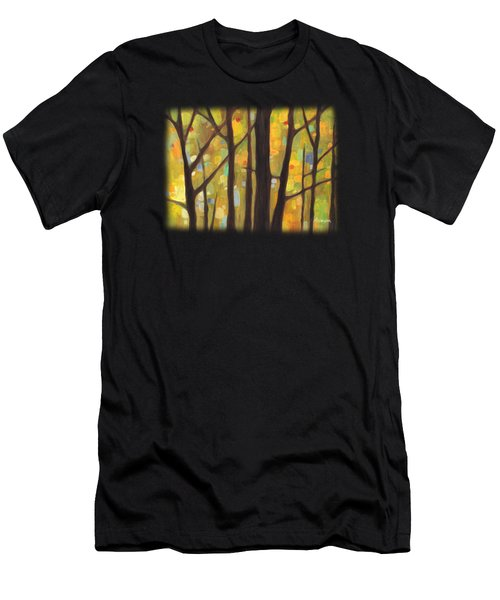 Dreaming Trees 1 Men's T-Shirt (Athletic Fit)