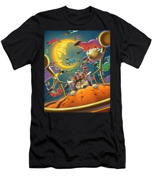 Dreamland Iv Men's T-Shirt (Athletic Fit)