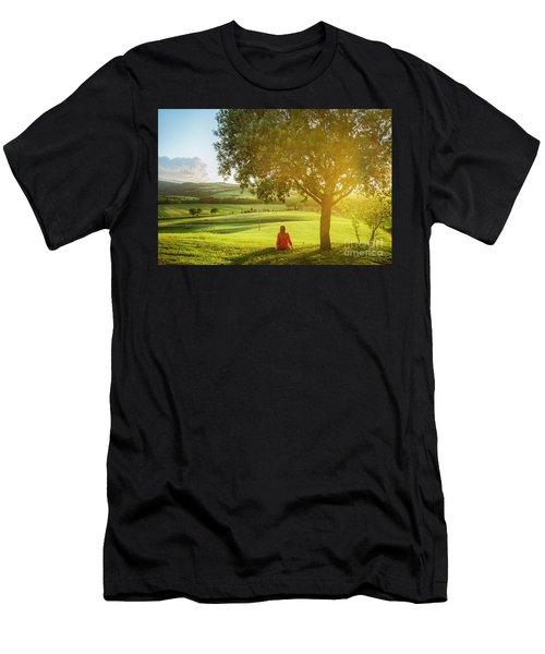 Dreamlight Men's T-Shirt (Athletic Fit)