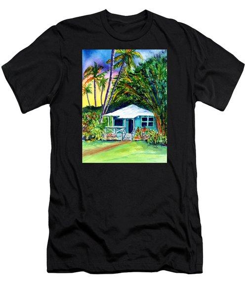 Dreams Of Kauai 2 Men's T-Shirt (Athletic Fit)