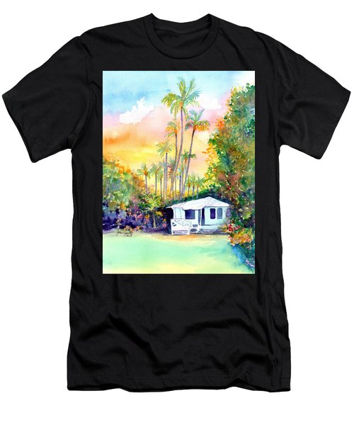 Dreams Of Kauai 3 Men's T-Shirt (Athletic Fit)