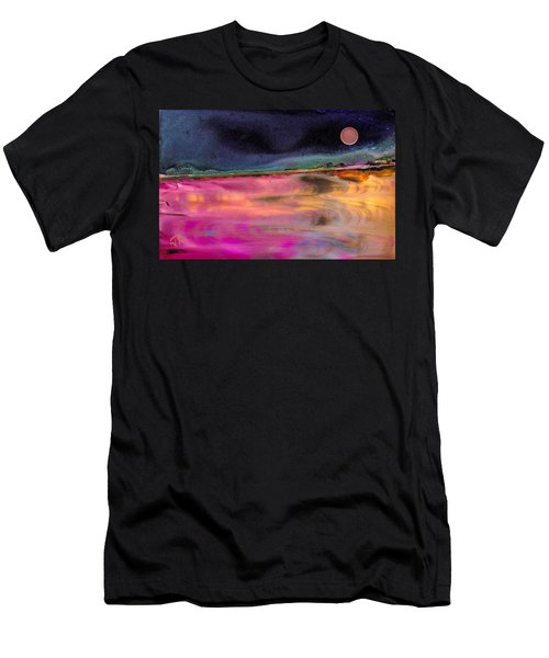 Dreamscape No. 684 Men's T-Shirt (Slim Fit)