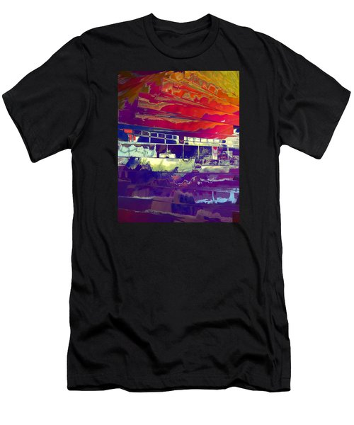 Dreamship Men's T-Shirt (Slim Fit) by Alika Kumar