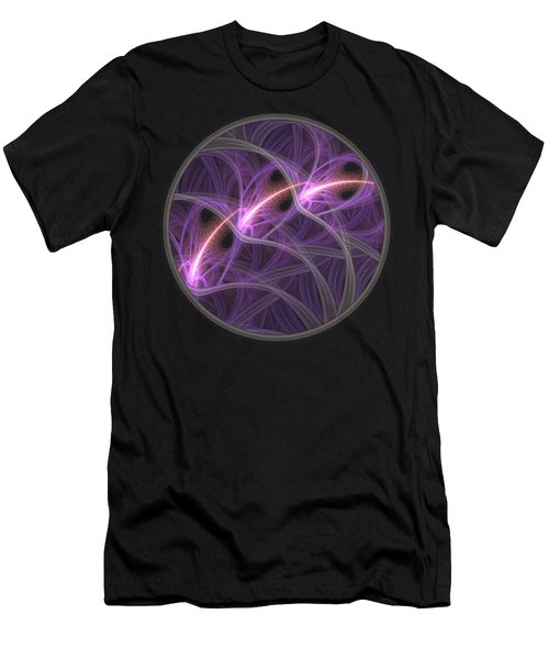 Men's T-Shirt (Slim Fit) featuring the digital art Dreamstate by Lyle Hatch