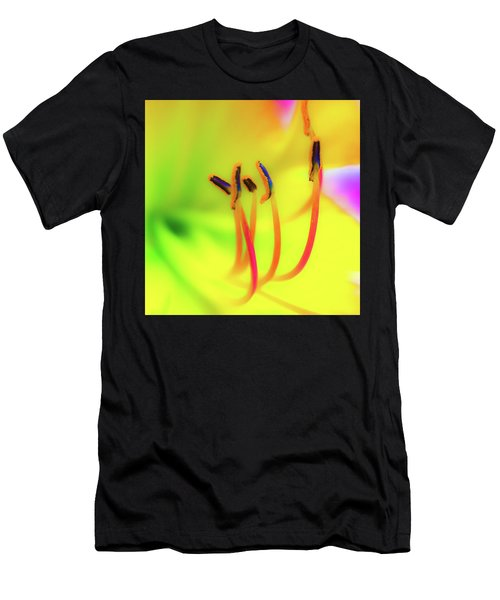 Dreamy Daylily Men's T-Shirt (Athletic Fit)
