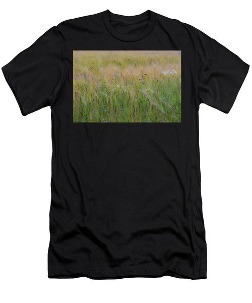 Dreamy Meadow Men's T-Shirt (Athletic Fit)