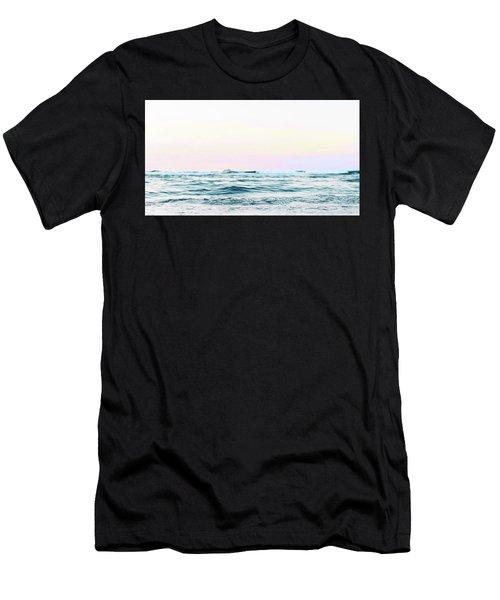 Dreamy Ocean Men's T-Shirt (Athletic Fit)