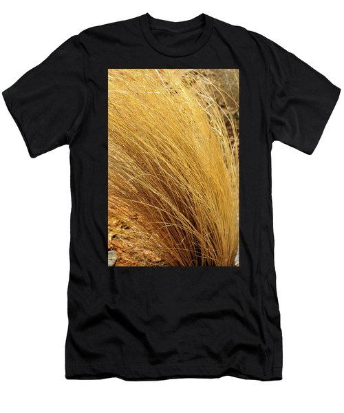 Dried Grass Men's T-Shirt (Athletic Fit)