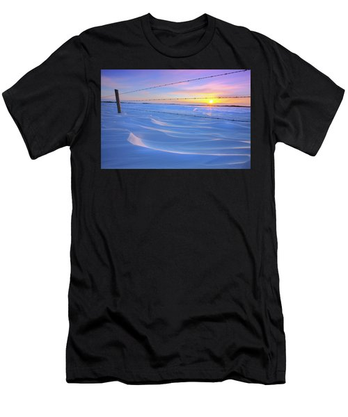 Drifting Away Men's T-Shirt (Athletic Fit)