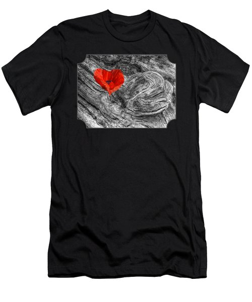 Drifting - Love Merging Men's T-Shirt (Athletic Fit)