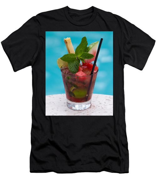 Drink 27 Men's T-Shirt (Athletic Fit)