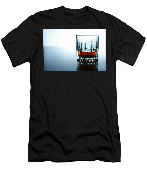 Drink In A Glass Men's T-Shirt (Athletic Fit)