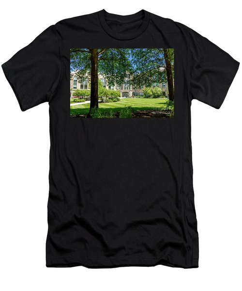 Driscoll Hall Men's T-Shirt (Athletic Fit)