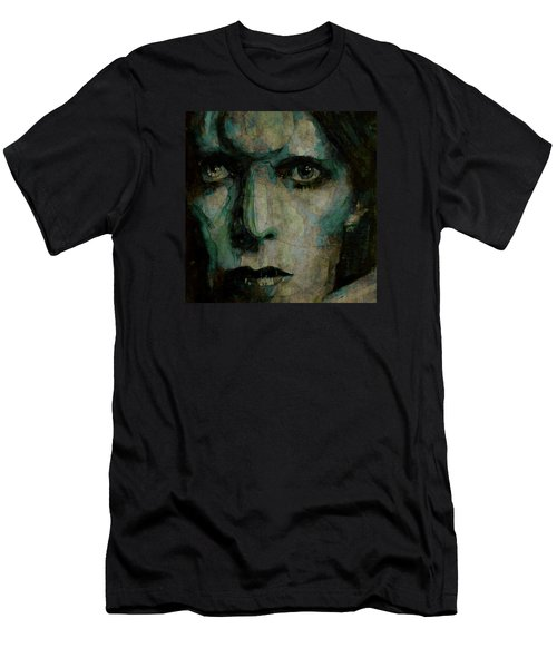 Drive In Saturday@ 2 Men's T-Shirt (Slim Fit) by Paul Lovering