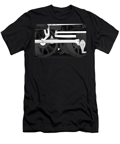 Drive Train Men's T-Shirt (Athletic Fit)
