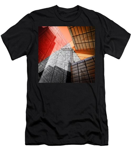 Driven To Abstraction Men's T-Shirt (Athletic Fit)