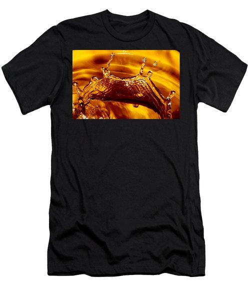Drop Of Gold Men's T-Shirt (Athletic Fit)