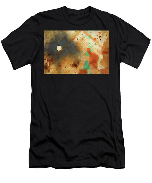 Dropcloth Moon Men's T-Shirt (Athletic Fit)