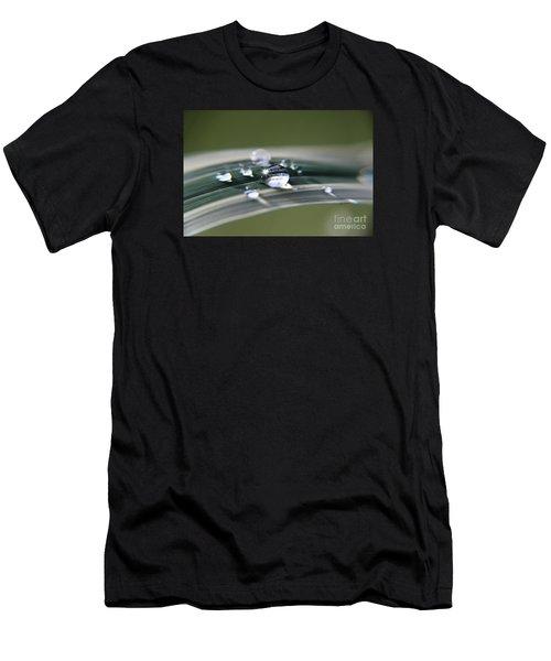 Droplet Families  Men's T-Shirt (Athletic Fit)