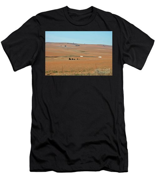 Drought-stricken South African Farmlands - 1 Of 3  Men's T-Shirt (Athletic Fit)