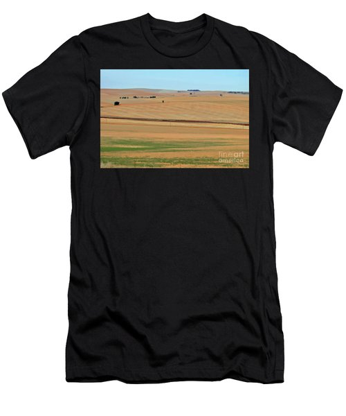 Drought-stricken South African Farmlands - 2 Of 3  Men's T-Shirt (Athletic Fit)