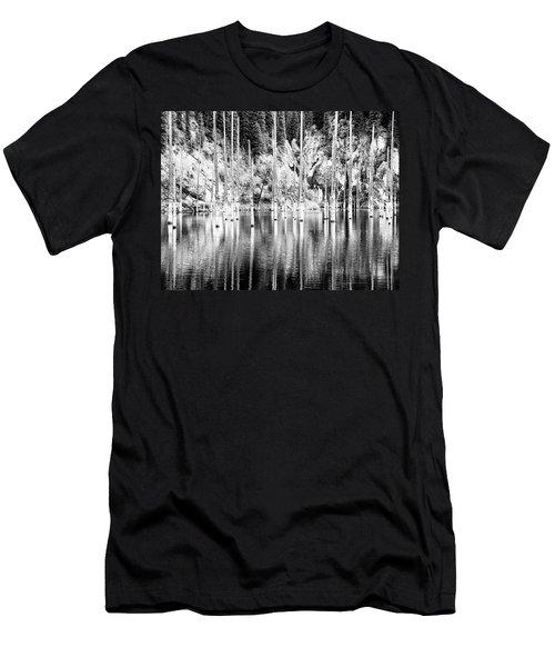 Drowned Men's T-Shirt (Athletic Fit)