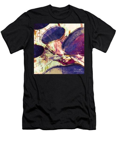 Drum Roll Men's T-Shirt (Athletic Fit)