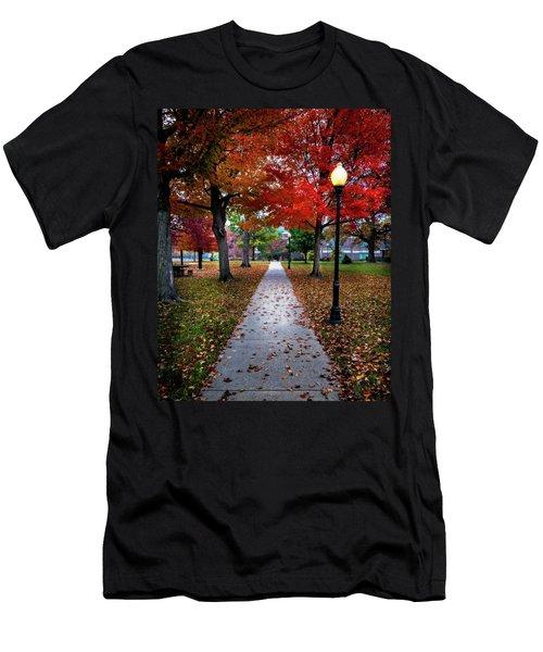 Drury Fall Men's T-Shirt (Athletic Fit)
