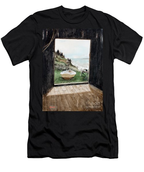 Dry Docked Men's T-Shirt (Athletic Fit)