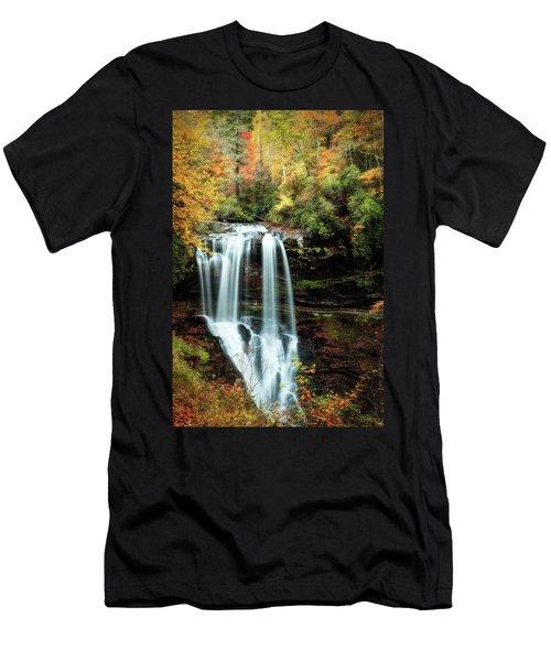 Dry Falls Autumn Splendor Men's T-Shirt (Athletic Fit)