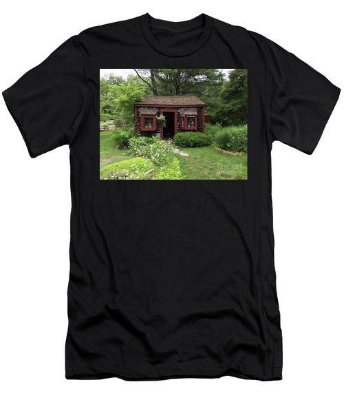 Drying Shed For Herbs Men's T-Shirt (Athletic Fit)