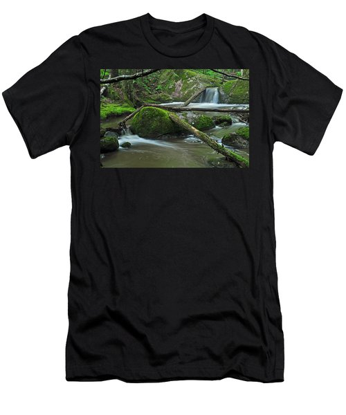 Dual Falls Men's T-Shirt (Athletic Fit)