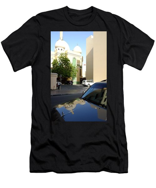 Dubai Men's T-Shirt (Athletic Fit)