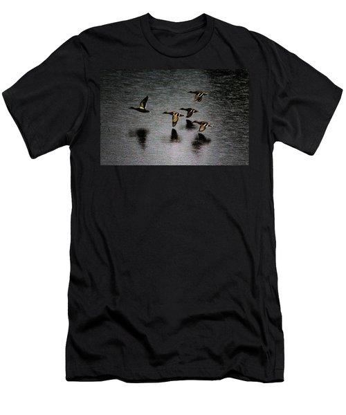 Duck Squadron Men's T-Shirt (Athletic Fit)