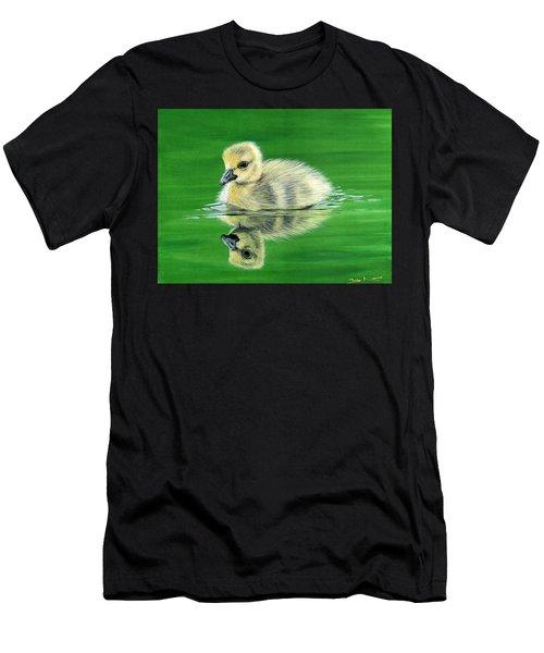 Duckling Men's T-Shirt (Athletic Fit)