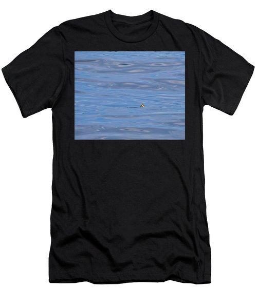 Duckling - Lake Monona - Madison Men's T-Shirt (Athletic Fit)