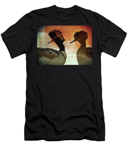 Duckology Men's T-Shirt (Athletic Fit)